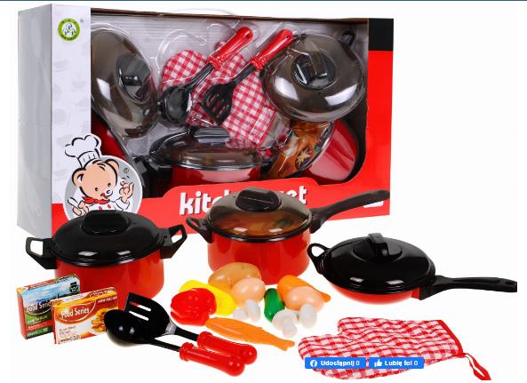 Игровой набор Кухонный гарнитур ZDZ.NF5810-10
