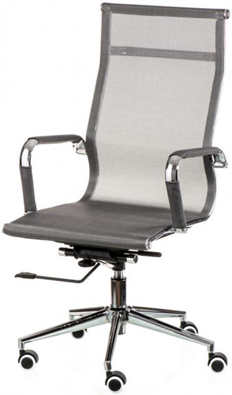 Кресло офисное Special4You Solano Mesh Grey (E6033)