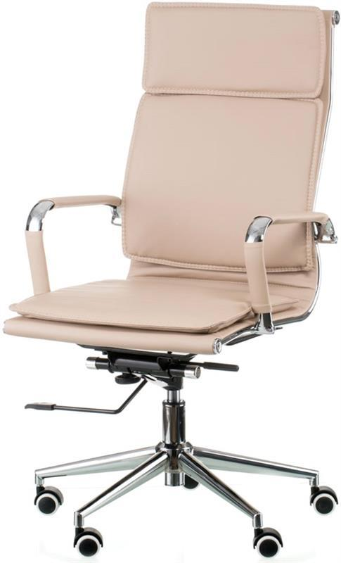 Кресло офисное Special4You Solano 4 Artleather Beige (E5852)