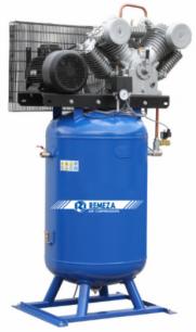 Поршневой вертикальный компрессор Remeza СБ4/С-100.LB40 В