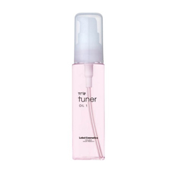 Lebel Trie Tuner Oil 1 - Сухое шелковое масло для укладки волос 60 мл