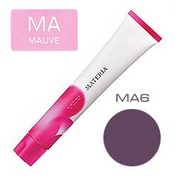 Lebel Краска для волос Materia Grege&Mauve - MA6, 80 гр