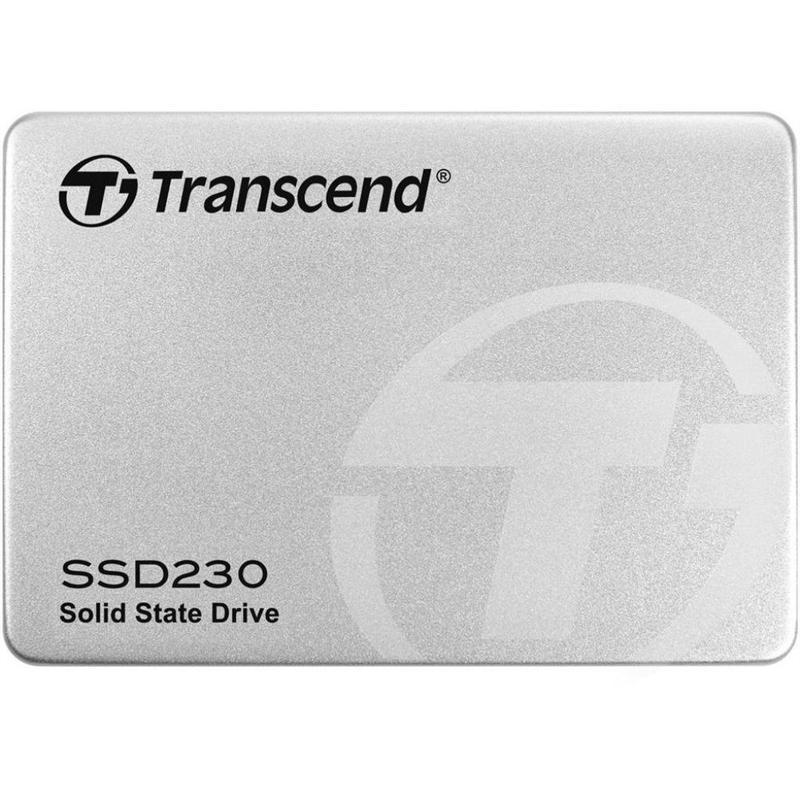 """Накопитель SSD  256GB Transcend SSD230S Premium 2.5"""" SATA III 3D V-NAND TLC (TS256GSSD230S)"""
