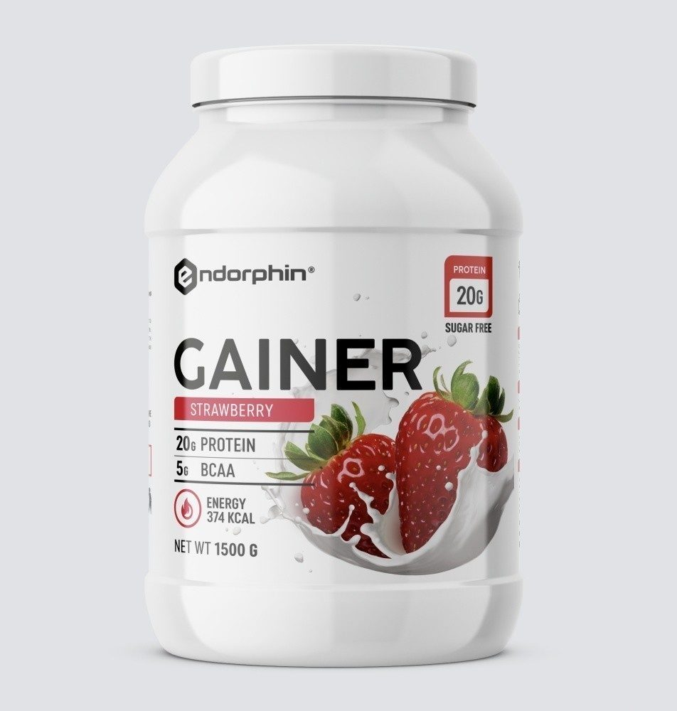 ENDORPHIN Gainer 1500 гр