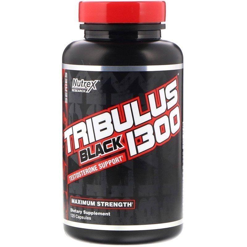 TRIBULUS BLACK 1300 - 120 КАПСУЛ