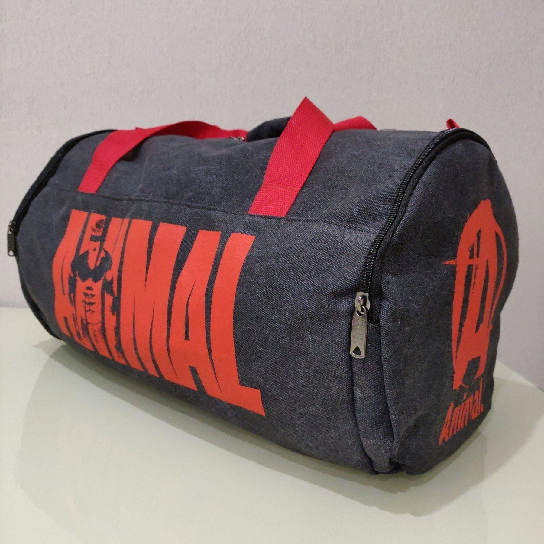 Спортивная сумка Animal RED