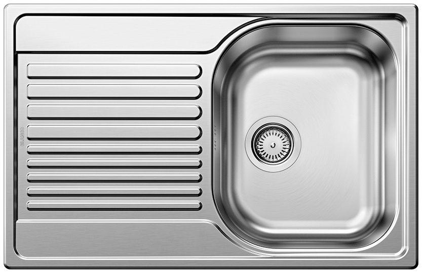 Мойка Blanco Tipo 45 S Compact 513442 сталь полированная ФОТО