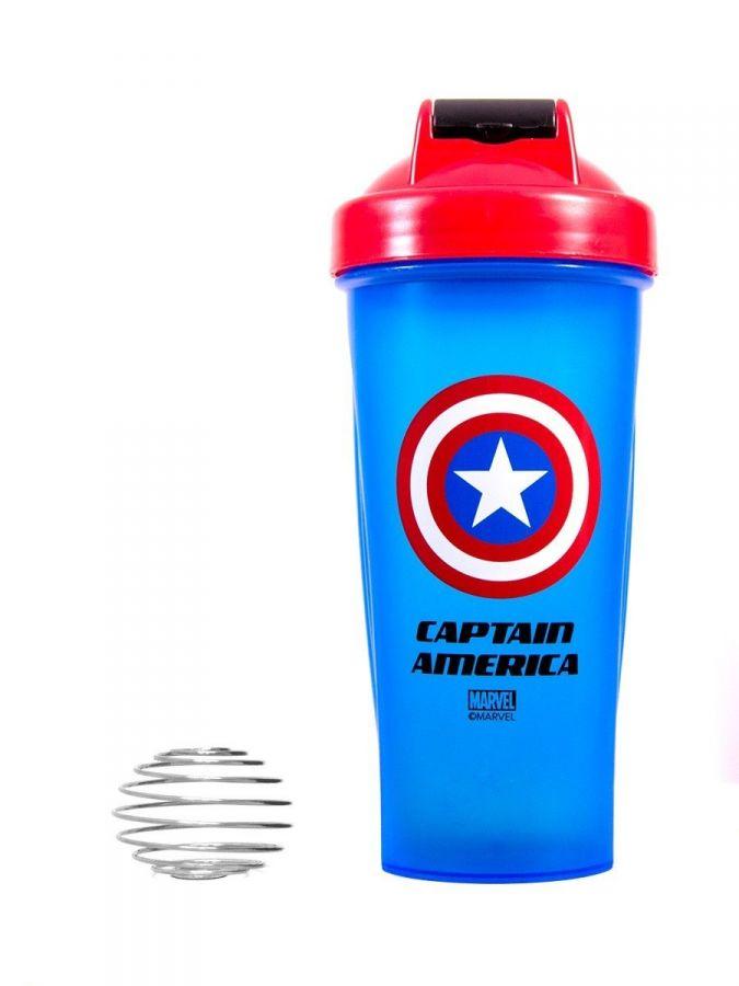 Шейкер 700ml  Capitan America