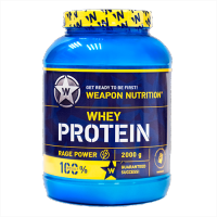 Weapon Nutrition Whey Protein 2 кг