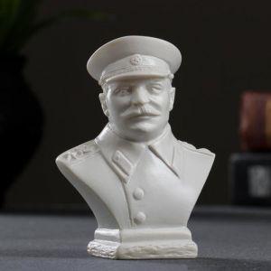 Бюст Сталин  мраморная крошка 5167976