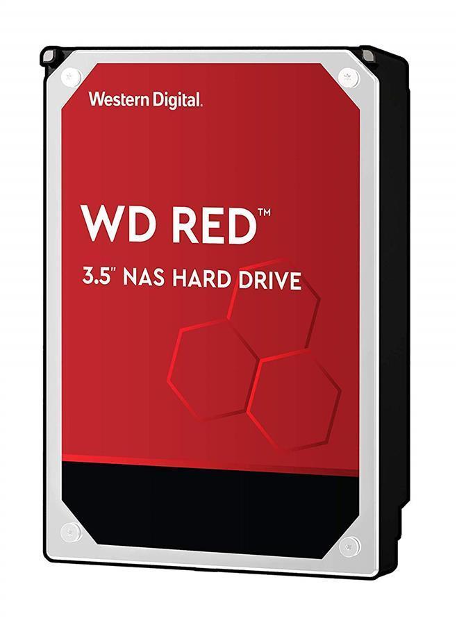 Накопитель HDD SATA 4.0TB WD Red 5400rpm 256MB (WD40EFAX)