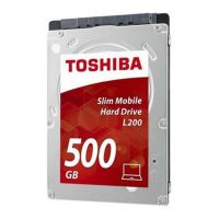 "Накопитель HDD 2.5"" SATA  500GB Toshiba L200 5400rpm 8MB (HDWK105UZSVA)"