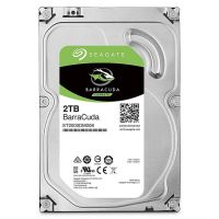 Накопитель HDD SATA 2.0TB Seagate BarraCuda 256MB (ST2000DM008)