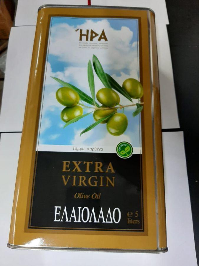 МАСЛО ОЛИВКОВОЕ ГРЕЦИЯ extra vergine 1л