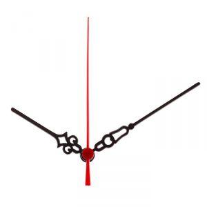"""Комплект из 3-х стрелок для часов """"Вензель"""", 61/87/85 мм   4156196"""