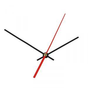 Комплект из 3-х стрелок для часов черные 83/114 (2021) (фасовка 100 наборов) 2310966