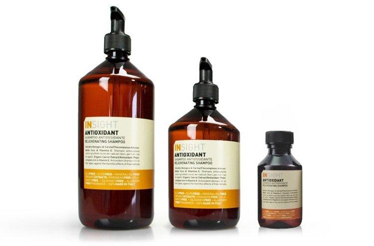 Шампунь антиоксидант для перегруженных волос  ANTIOXIDANT  INSIGHT