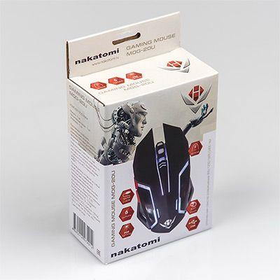Мышь игровая Nakatomi MOG-20U Gaming mouse