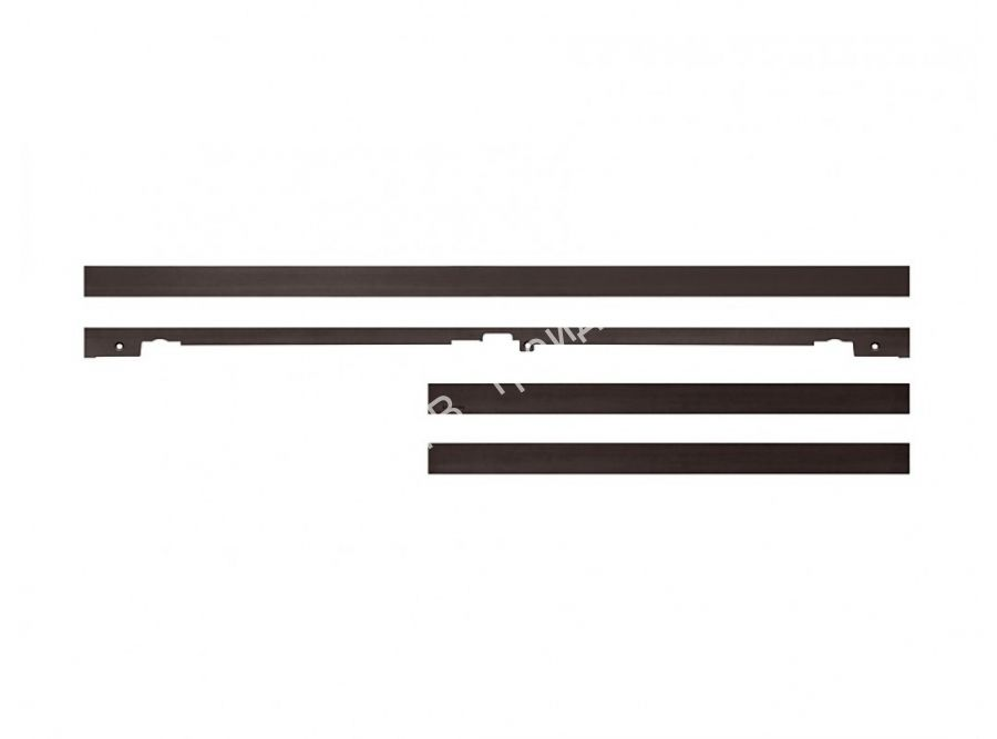 Дополнительная рамка для The Frame 75'' 2020 коричневая