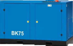 Безмасляный винтовой компрессор Remeza ВК120-2,0