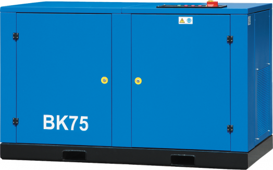 Безмасляный винтовой компрессор Remeza ВК50-2,5