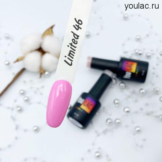 Гель-лак Limited 46 YouLac, 10 ml