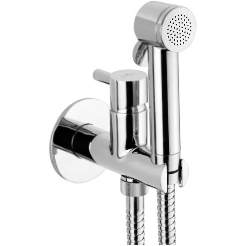 Гигиенический душ со смесителем Webert Elio EL870303015PVC ФОТО