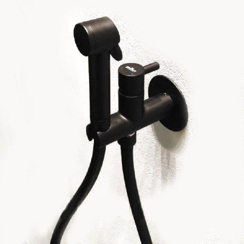 Гигиенический душ со смесителем Webert Elio EL870303560 PVC ФОТО
