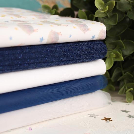 Набор тканей для пошива Уютные овечки
