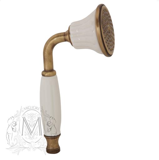 Ручной душ Migliore Olivia ML.OLV-5806.BI.BR ФОТО