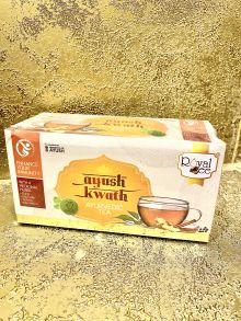 Аюрведический Сбор  Ayush Kwath Royal , 25 пакетиков