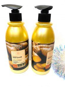 Имбирный шампунь для волос BIOAQUA , 400 мл