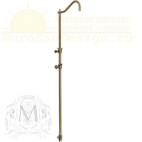 Душевая колонна Migliore Onda ML.OND-36.217.BR - бронза ФОТО