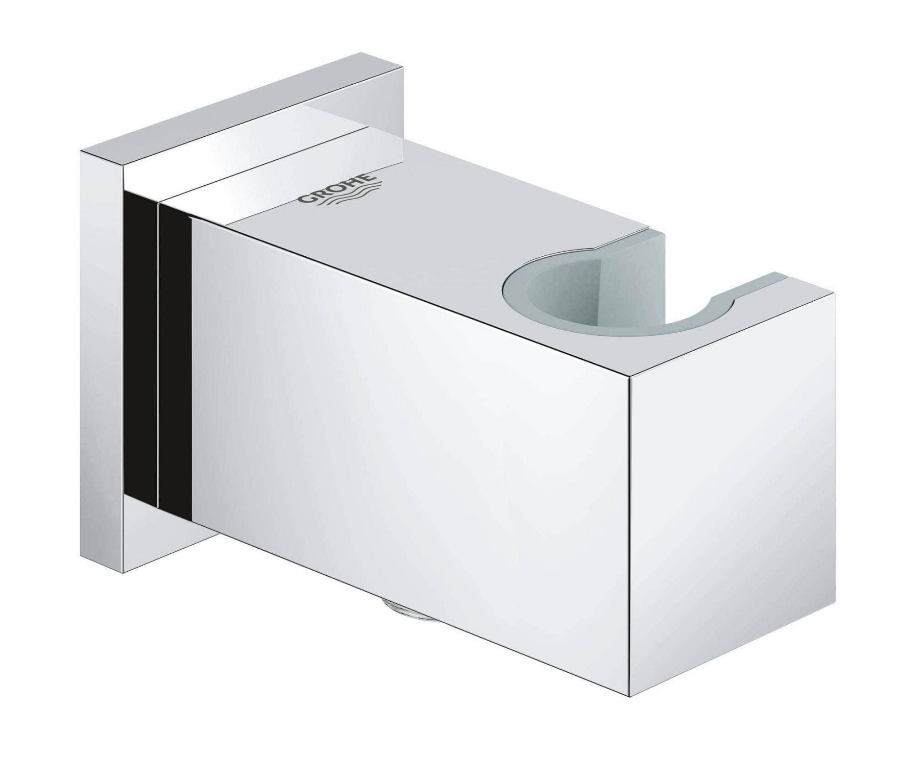 Шланговое подключение Grohe Euphoria Cube 26370000 с держателем ФОТО