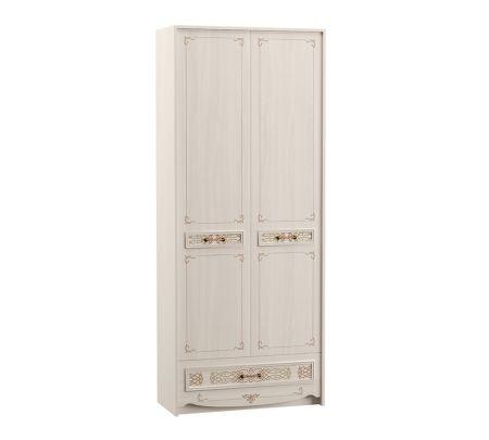 Флоренция Моби Шкаф 2х дверный