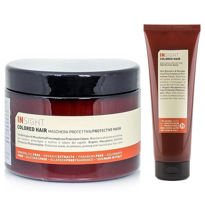 Маска защитная для окрашенных волос  COLORED HAIR  INSIGHT