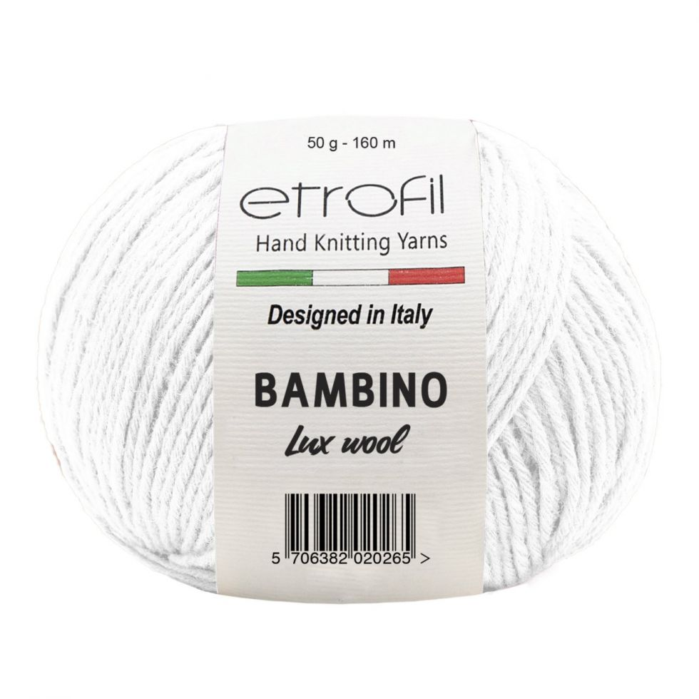 BAMBINO LUX WOOL Цвет №  70017