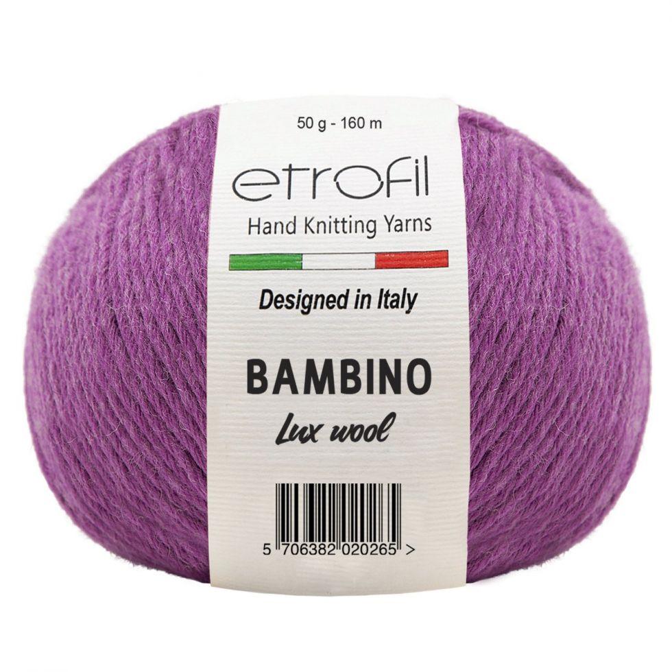 BAMBINO LUX WOOL Цвет №  70315