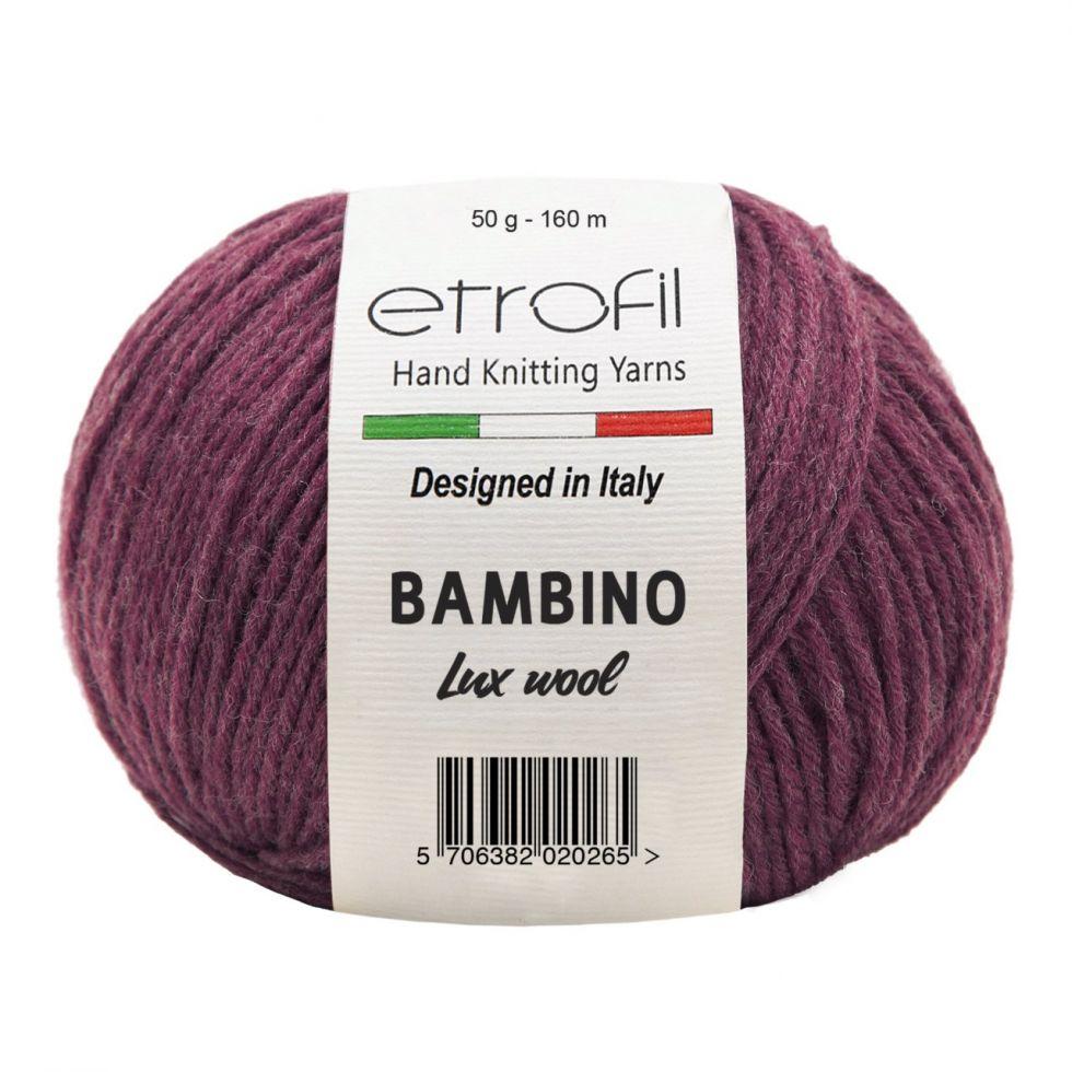 BAMBINO LUX WOOL Цвет №  70316