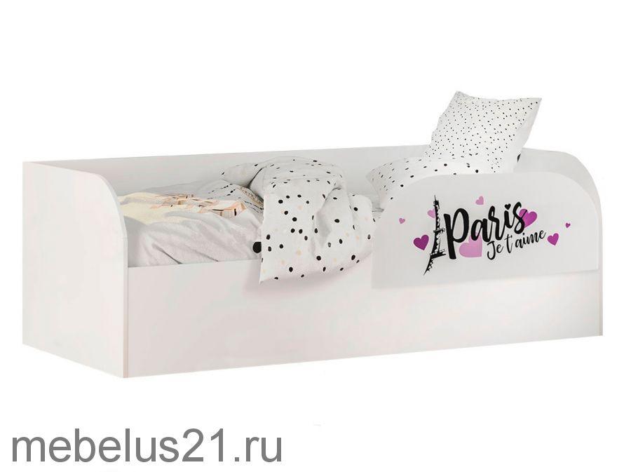 Кровать детская (без бортика)