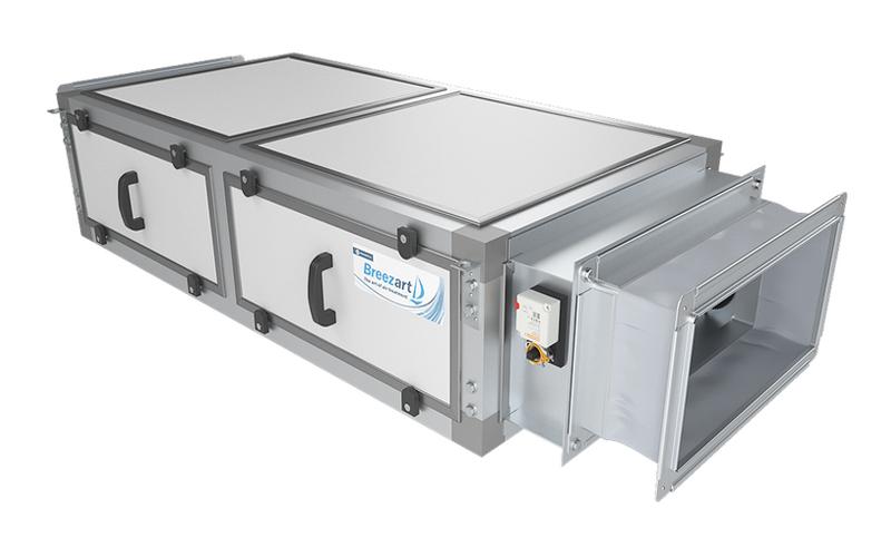 Приточная установка Breezart 2000 Lux 30 - 380/3