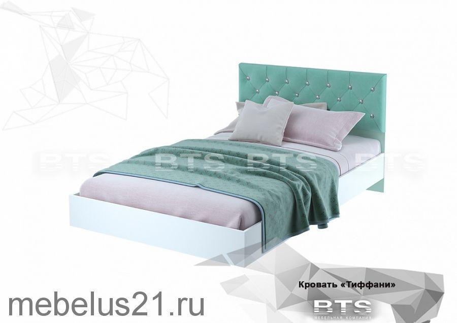 Кровать 1,2 Тифани