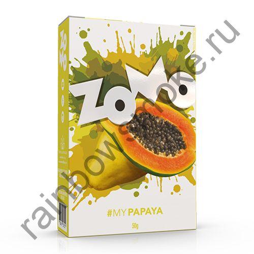 Zomo Classics Line 50 гр - Papaya (Папайя)