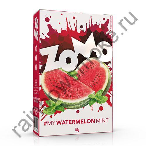 Zomo Classics Line 50 гр - Watermelon Mint (Арбуз Мята)