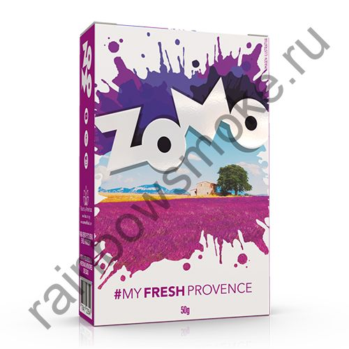 Zomo World Line 50 гр - Fresh Provence (Свежий Прованс)