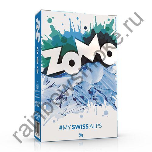 Zomo World Line 50 гр - Swiss Alps (Швейцарские Альпы)