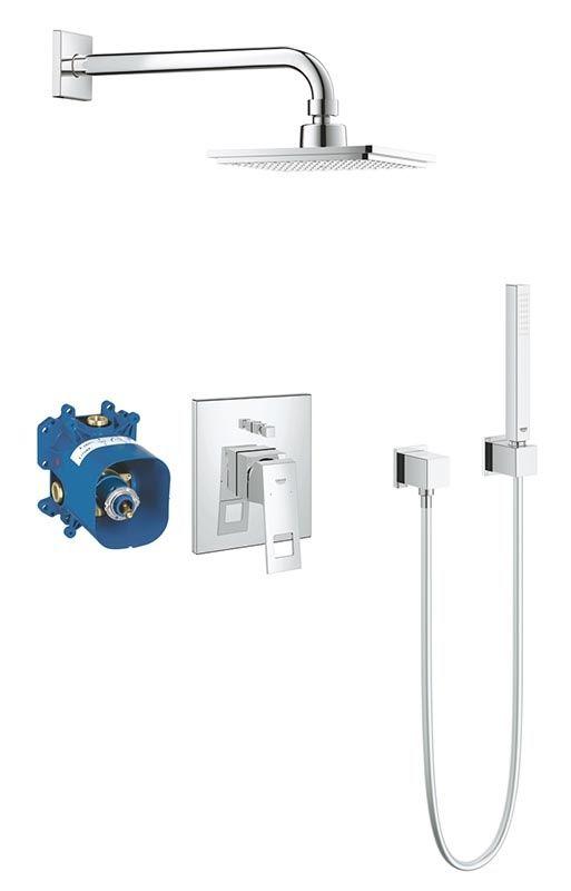 Душевая система Grohe Eurocube 23409000 ФОТО