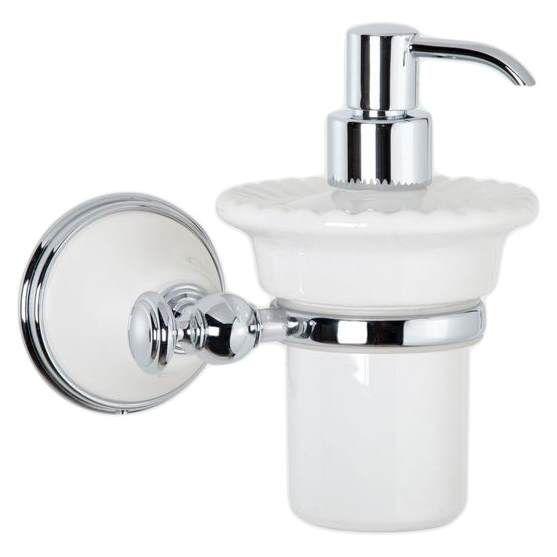Дозатор жидкого мыла Tiffany World Harmony TWHA108bi/cr ФОТО