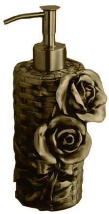 Дозатор мыла Art&Max Rose AM-0091A-B ФОТО
