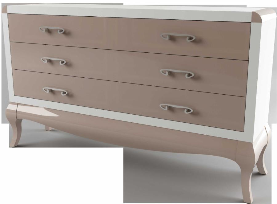 Q-04 Комод с ящиками